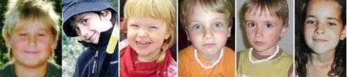 Saknade Barn i Sverige