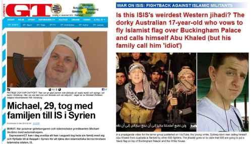 isis terrorister