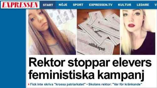 feminism norrköping