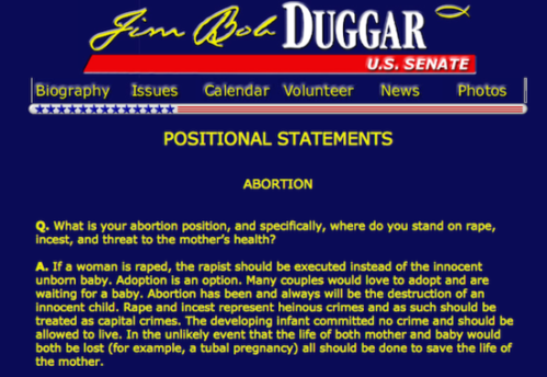 jim bob duggar 2002 senate c