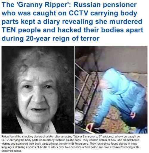 granny ripper mail online